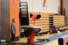 Girls Gymnastics: The Vault (05A4034)