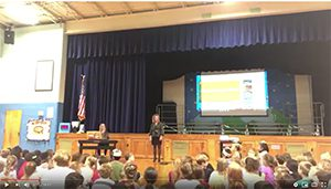 image link to Bailey Avenue's Gratitude Assembly video. Opens in a new tab.
