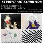 Image: For the 2019 PCSD District Art Show