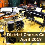 Photo: District Chorus Concert - April 2019