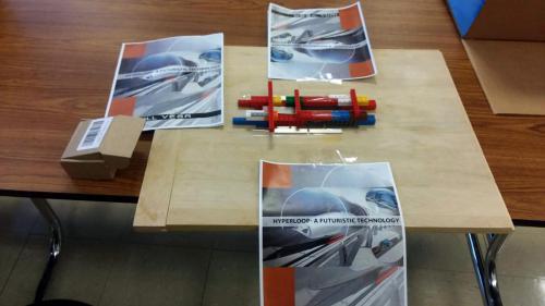 A Hyperloop Prototype.